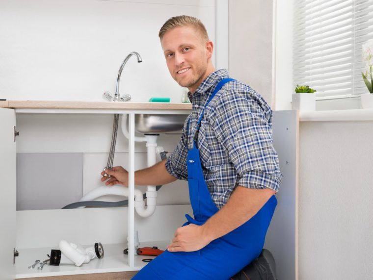 Water heaters and septic tanks